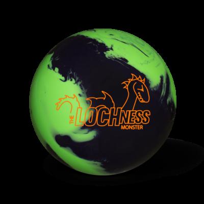 Loch Ness Monster Bowling Ball