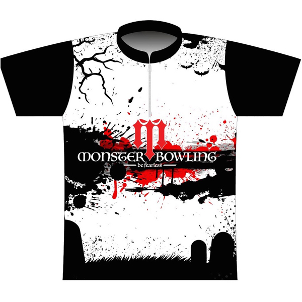Haunted Blood Jersey Front