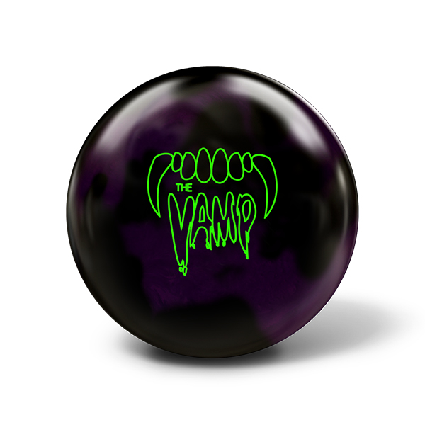 The Vamp Monster Bowling Ball